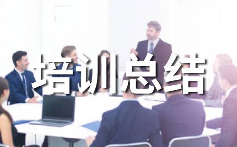 【热门】培训工作总结范文(精选8篇)